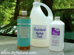 Green-ish... Conventional windshield wiping fluid is one of the more toxic liquids involved in automobile upkeep because it has been made with methanol, a poisonous alcohol.  Two tablespoons of it can kill a child and 2-8 ounces of it can kill an...