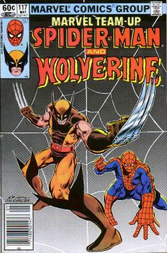 Marvel Team-Up # 117 by Bob Layton & Joe Rubinstein