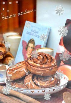 """Semaine Scandinave par Elsa """"Envie d'une recette"""" Biscuits Croustillants, Pancakes, Cookies, Breakfast, Desserts, Elsa, Travel, Flakes, Scandinavian"""