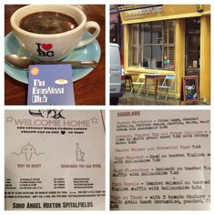 Breakfast Club, London, United Kingdom Comfort food, great breakfast and served in the hip funky area of Soho.