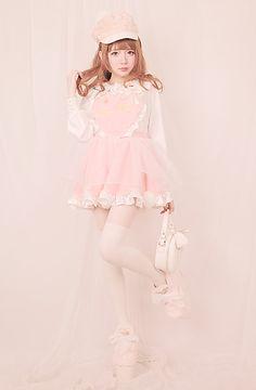 """ ♡bobon21 dresses at fashionkawaii [ 1 & 2 ] ♡use the code pinkoneko at checkout for a 10% discount """