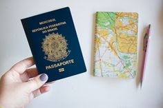 Conseguir passaporte e visto!!