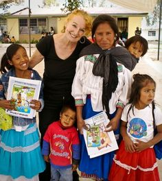 Patricino un Libro's book campaign with the Otomi Indians - Activated Ministries Online