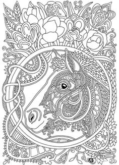 Иллюстрация 14 из 38 для Ветер уносит цветы. Книга-раскраска - Ольга Головешкина | Лабиринт - книги. Источник: С Ольга