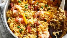 Paella: prachtig recept met Spaans temperament