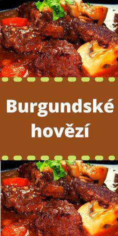 Beef, Cooking, Recipes, Food, Meat, Kitchen, Essen, Meals, Eten