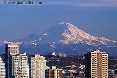 Mount Rainier...Washington state.
