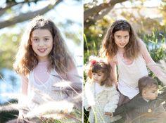 Siblings family portrait, Sydney. Photography: www.milkandhoney.com.au