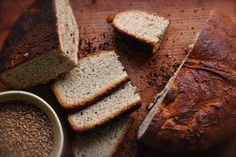 Country Wheat Bread