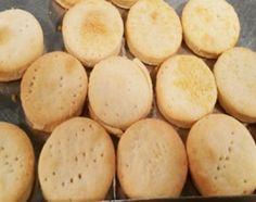Bizcochitos de grasa con dos ingredientes