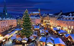 Christmas market in the Ore Mountains (Annaberg-Buchholz)...maybe this year?