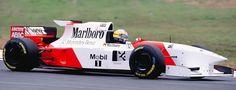 マクラーレンMP4/10 - Senna