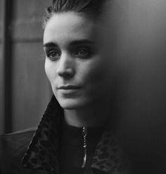 Rooney Mara by Peter Lindbergh for Interview, November 2015