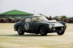 N.A.R.T.Ferrari 250 GT SWB #2725GT Fabrizio Serena / Sterling Hamill 12 Horas de Sebring, 1962