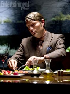 Mads Mikkelsen as Hannibal Lecter  While Anthony Hopkins will always be Lector for me, this is an interesting casting choice and might very well be very good.