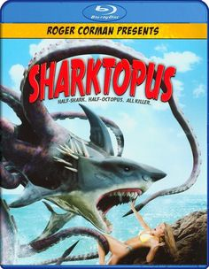 Sharktopus - this movie is so bad it's (almost) good... your viewing experience would probably benefit from a few drinks XD