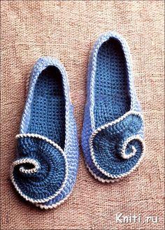 Носки и пинетки — Мир вязания и рукоделия