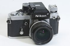 The Classic Nikon F2. I inherited a silver and a black one from my father. I used to shoot weddings with them. One only took AI lenses, the other one AIS so we had to get the f-stop rings on some old lenses altered. The F2 is indestructible. Shoots without batteries! (all mechanical)