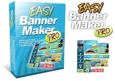 Easy Banner Maker Pro - use templates to make easy banners for ANY need you might have!