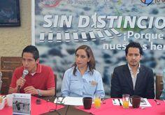 """Promueve Adriana Dávila y Colectivo campaña """"Sin Distinciones"""""""