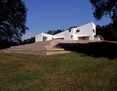 ArchitectureWeek Image - Maison Carré by Alvar Aalto