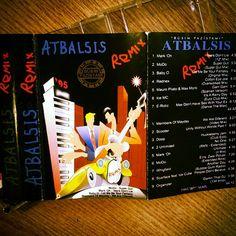 Atbalsis Remix http://www.discogs.com/release/6925233