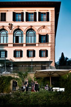 The best place for your parties Il Salviatino Luxury Hotel