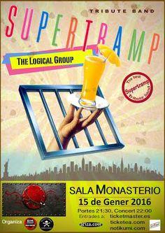 Concierto de The Logical Group (Tributo a Supertramp) en Barcelona