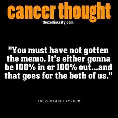 Zodiac Cancer