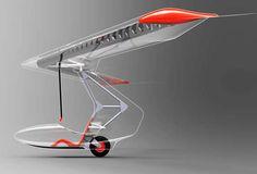 Glider Design - Ukrainian designer Alexander Shevchenko's Delta glider design keeps the frugal in mind. Mostly made of laminated foam, this sailplane costs s...