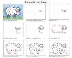 NEW! Нарисуйте больше животных 2 книгу   Художественные проекты для детей   Bloglovin '