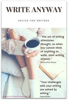 Stuck with your writing? Not writing much? These five writing tips will help you to write, whether you& a new writer, or are a pro. Fiction Writing, Writing Quotes, Writing Advice, Start Writing, Writing Resources, Writing Help, Writing A Book, Writing Strategies, Writing Worksheets
