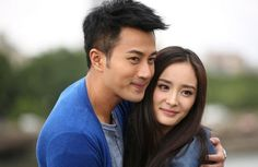 """Hawick Lau Faced with Infidelity Rumors, Yang Mi: """"I Believe in Him"""" Celebrity Couples, Celebrity News, Asian Celebrities, Celebs, Welcome Baby Girls, First Daughter, Second Baby, Chinese Actress, Seong"""
