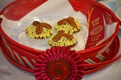 Nana's Special Pumpkin Muffins ~ Won the 2nd Place Red Ribbon and a $50 King Arthur Gift Card in a King Arthur Flour Muffin Baking Contest at our 2012 Local Fair ~ Dana's Daydreaming Recipes