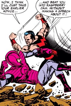 Wonder Man vs Wizard