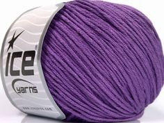 Mobile Airwool Worsted Lilac at Yarn Paradise Lilac Grey, Purple, Pink, Ice Cotton, Ice Yarns, Bamboo Light, Cotton Lights, Crochet, Lavender