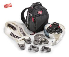 Warn Industries - Rigging Accessories for Jeep, Truck & SUV Winches: Heavy-Duty Epic Recovery Kit