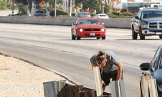 Harry Styles Vomiting And Almost Appears Near Tears + Very Angry On The Side Of 101 Freeway In Los Angeles - http://oceanup.com/2014/10/13/harry-styles-vomiting-and-almost-appears-near-tears-very-angry-on-the-side-of-101-freeway-in-los-angeles/