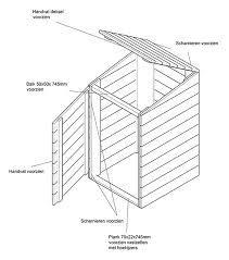 Afbeeldingsresultaat voor bouwtekening kliko ombouw
