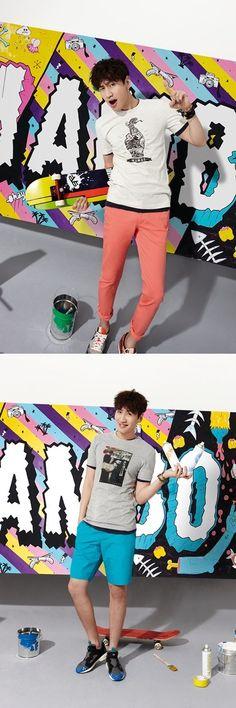 Lee Kwang Soo becomes a skater for 'MAMBO'