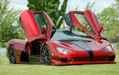 SSC Ultimate Aero, Max tested Speed - 257 mph, 413 km/h, 0-60 mph - 2.7 seconds, Base Price - 654,400 USD