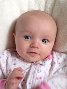 Dr. Kowaleski discusses the science behind changing eye color in infants