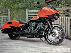 Check out this 2009 Harley-Davidson Road Glide