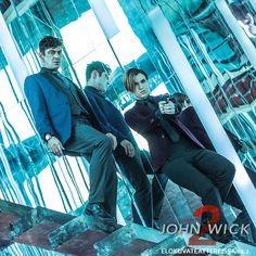 John Wick kohtaa Roomaassa maailman armottomimmat tappajat ⚡️  JOHN WICK: CHAPTER 2 elokuvateattereissa nyt   @nordiskfilmfinland