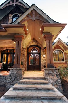 Tranquility House Plan 04159, Front Entry