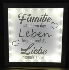 Ribba, light frame, plotter, saying, Fa … - Top Of The World Baby Care Tips, Vinyl, Family Quotes, Silhouette Cameo, Diy Bedroom Decor, Body Care, Destination Wedding, About Me Blog, Ikea