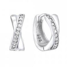 Stříbrné kruhové náušnice AUDREY Gemstone Rings, Engagement Rings, Gemstones, Jewelry, Rings For Engagement, Wedding Rings, Jewlery, Gems