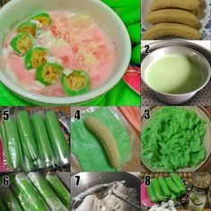 Aneka Kumpulan Resep On Instagram Thanks Dear Adeliasharfina93 Es Pisang Ijo Bikinnya Udah Lama Tp Dipostin Makanan Dan Minuman Resep Ide Makanan