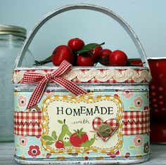 ~Homemade with Love~ October Afternoon Farm Fresh - Two Peas in a Bucket
