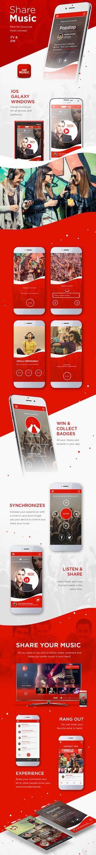 Daily Mobile UI Design Inspiration #448